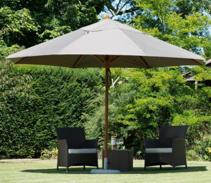 tradewinds-classic-4m-octagonal-centre-post-taupe-patio-umbrella