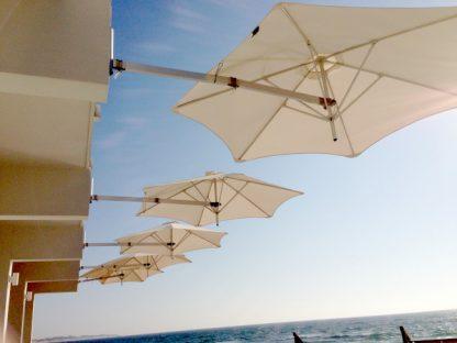 wallmounted -hexagonal-parasol-paraflex